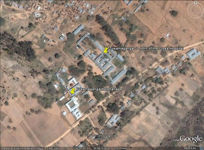Tosamaganga Hospital and Orphanage