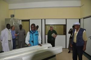 "visita al ""Prof. Edgardo Monari C.T. Scan Centre"""