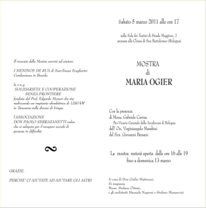 Maria Ogier invito b