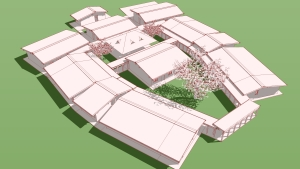 TBS project - Residential block